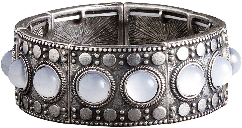 Zilveren keltische armband