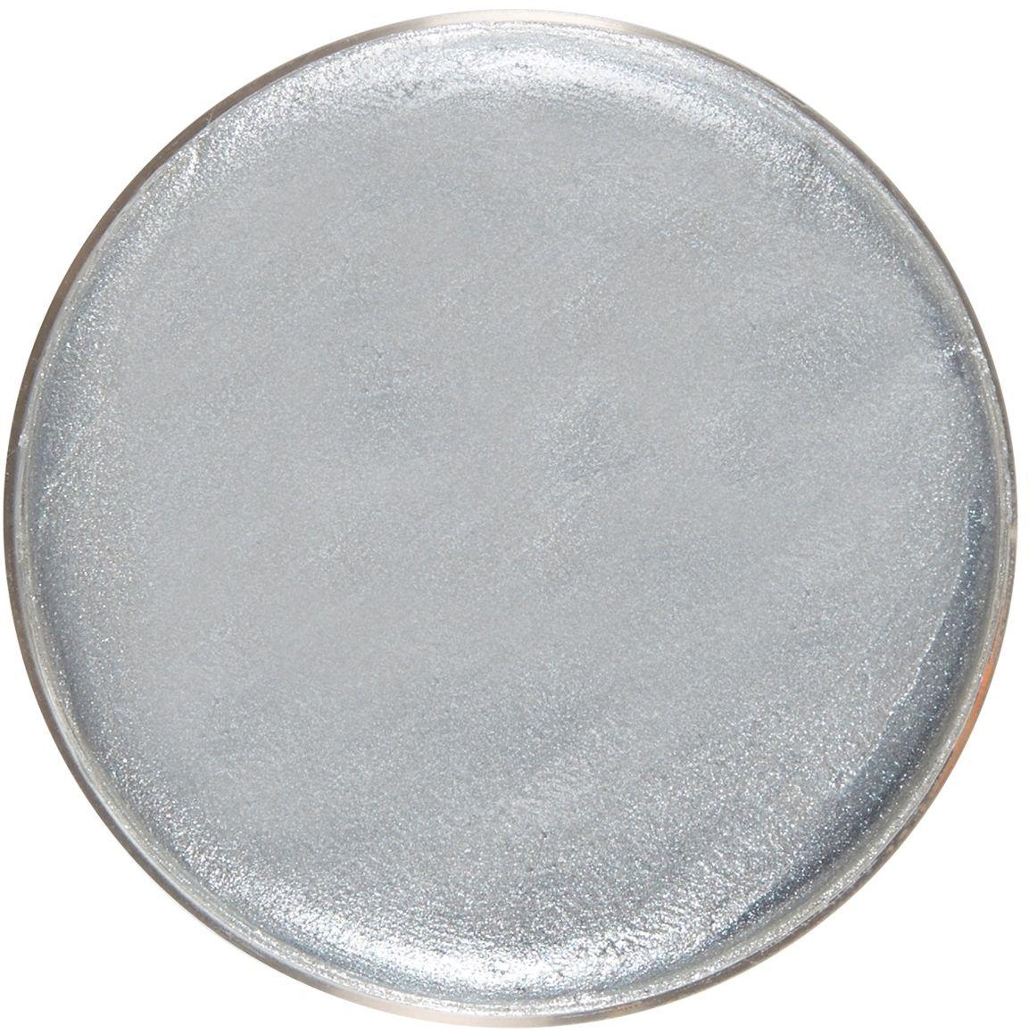 Zilveren make up