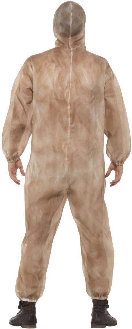 Zombie biohazard chemisch kostuum
