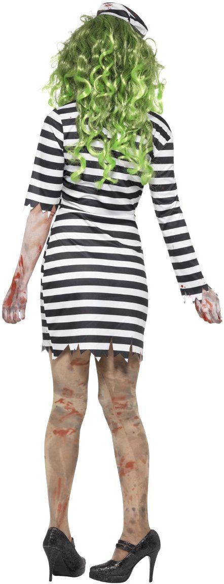 Zombie boevenpakje dames