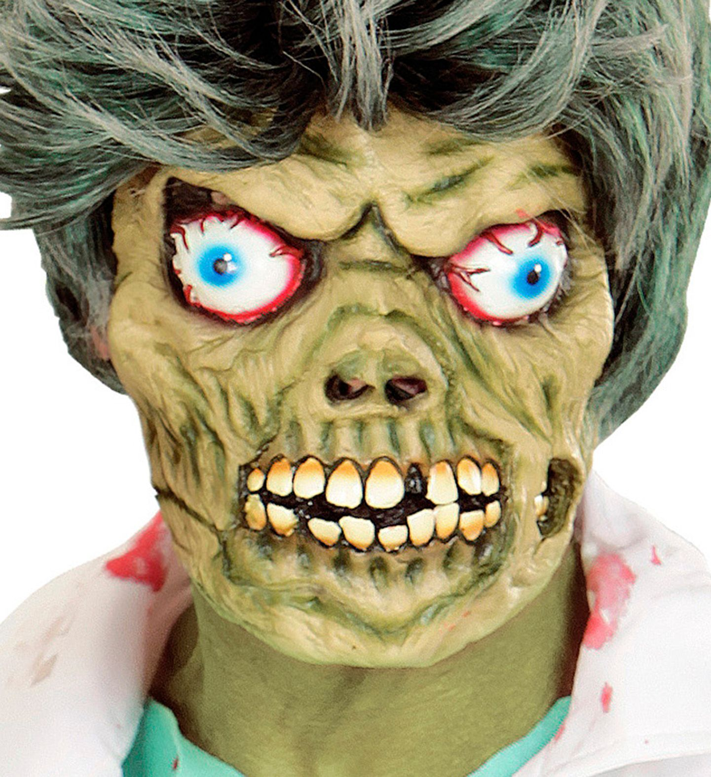 Zombie gezichtsmasker