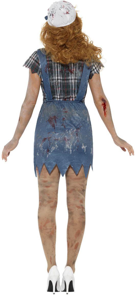 Zombie hillbilly dames jurkje