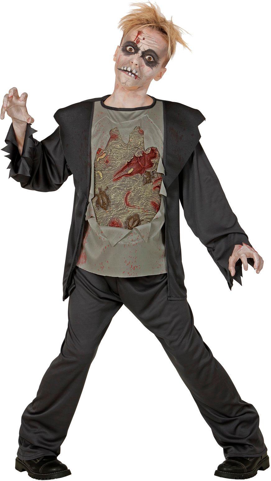 Zombie kostuum kind