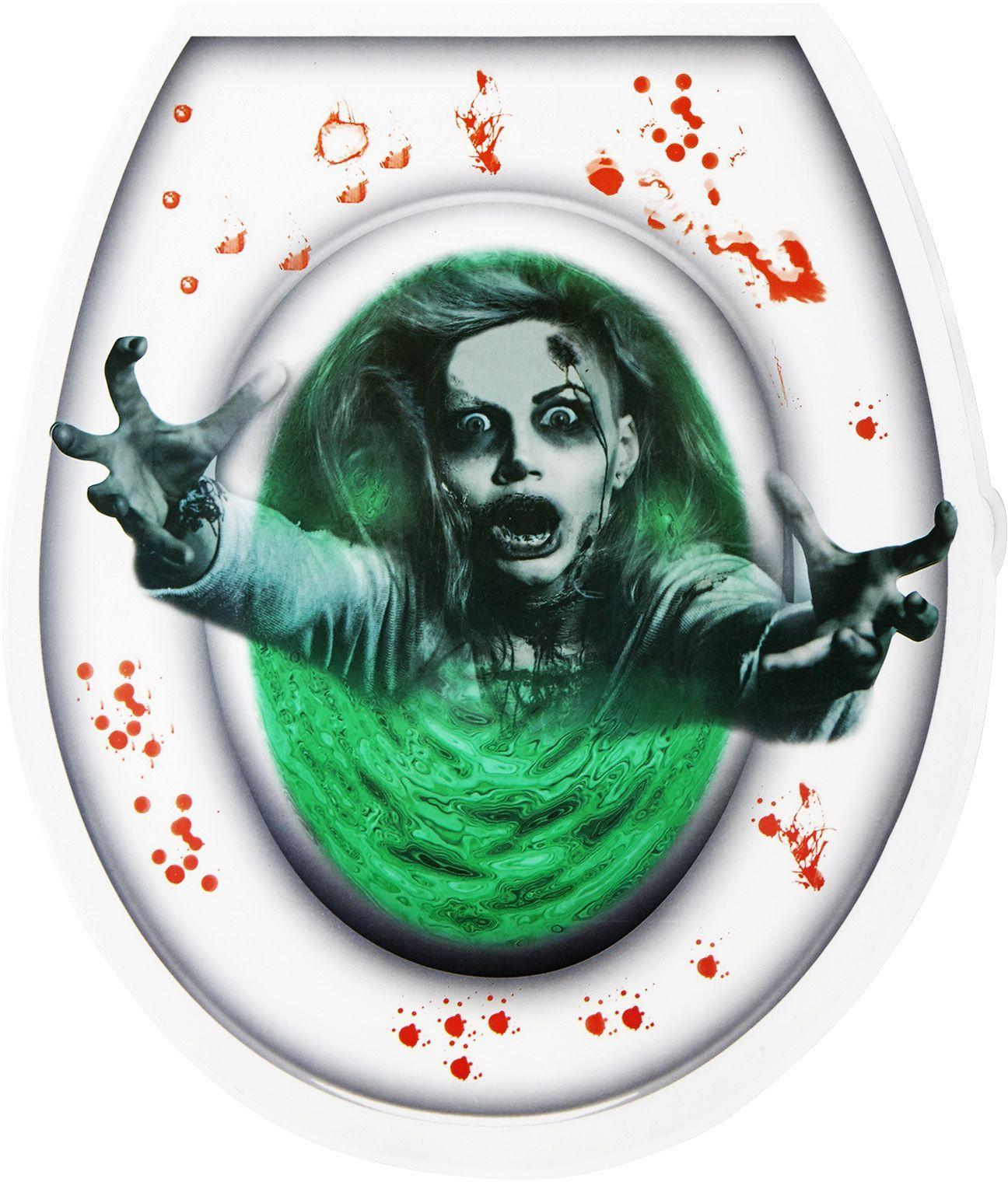 Zombie toilet omhulsel