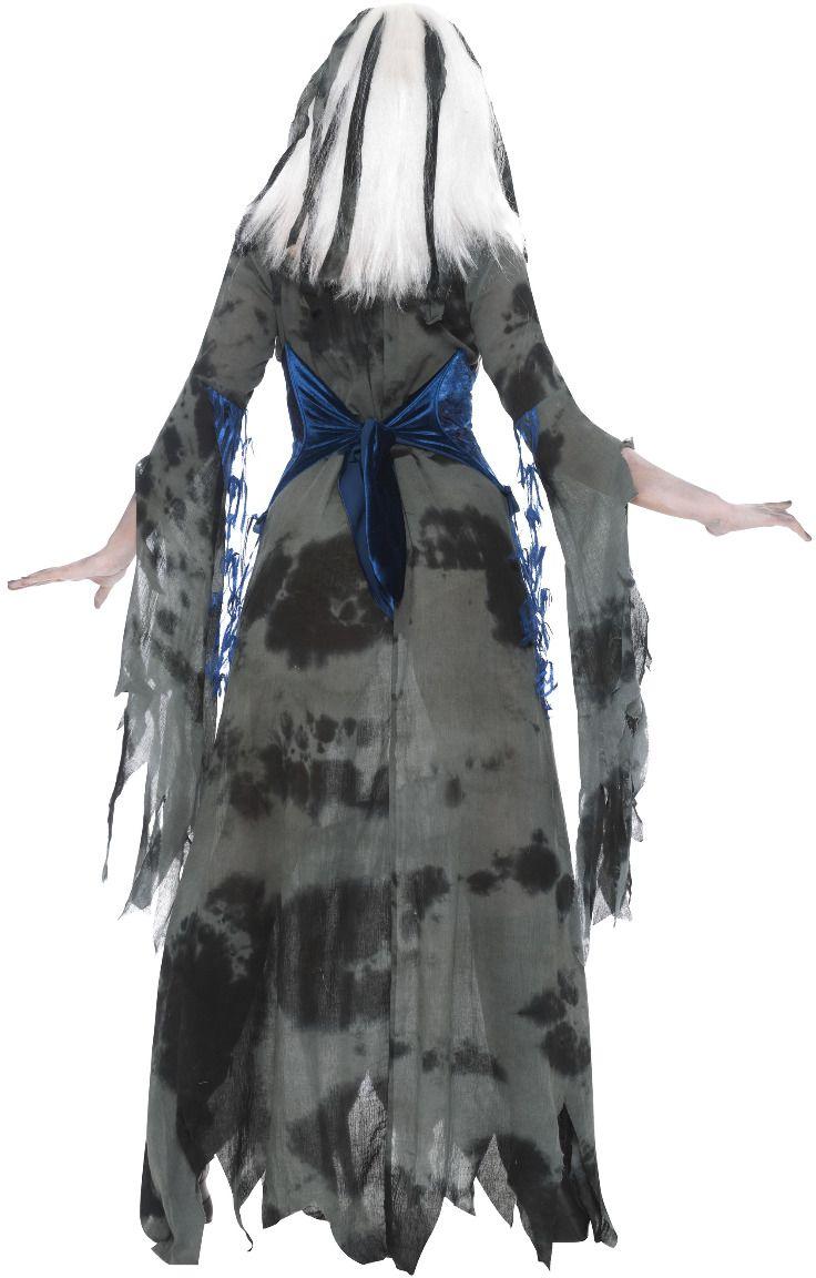 Zondigende waarzegster outfit