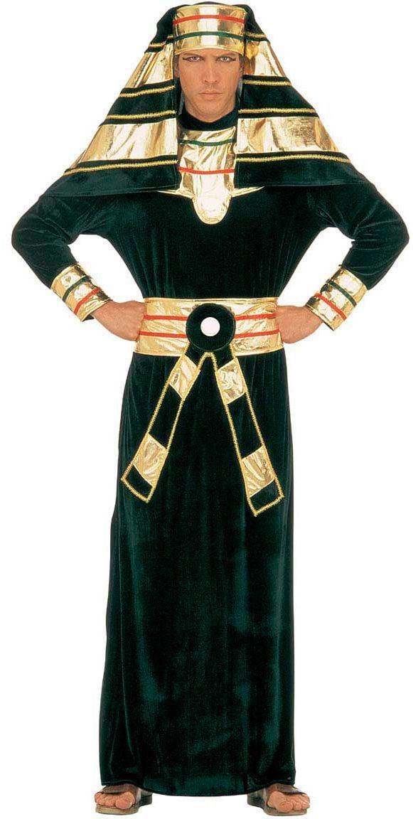 Zwart egyptisch farao pakje