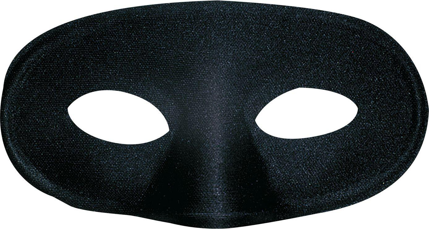 Zwart mascherina oogmasker