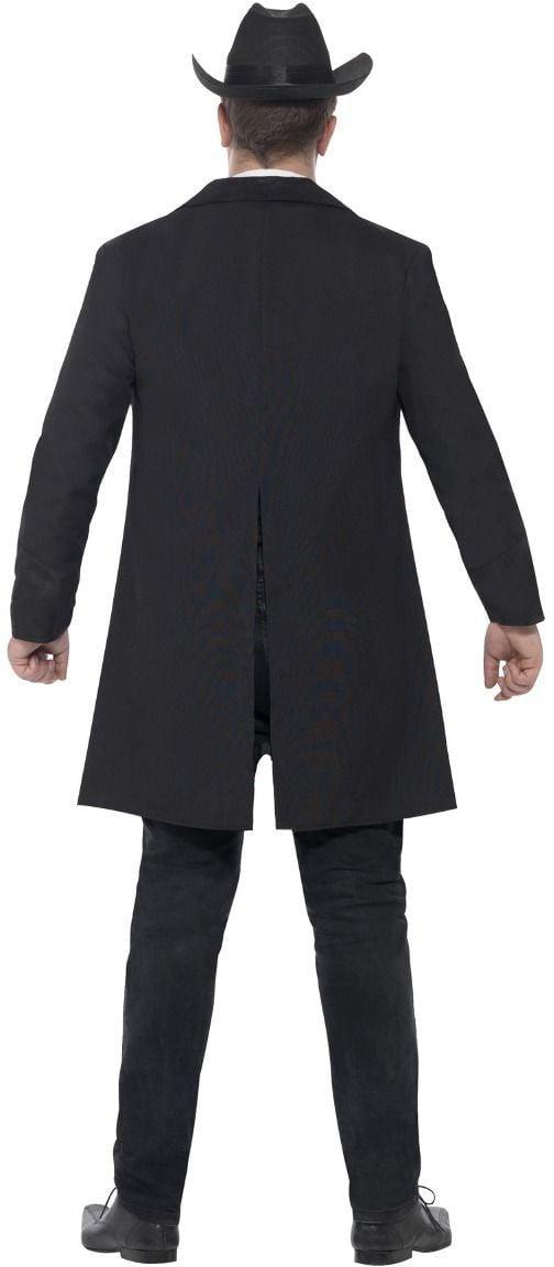 Zwart sheriff outfit