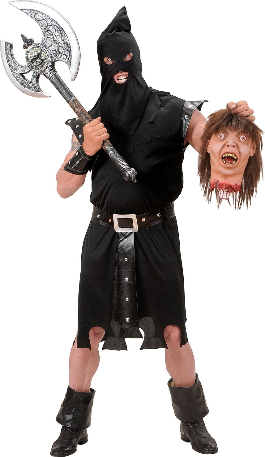 Zwarte Beul kostuum