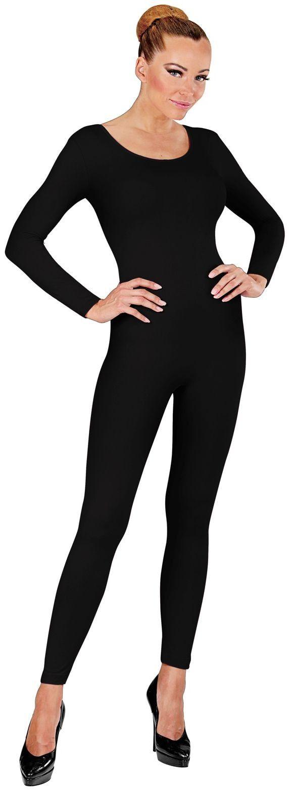 Zwarte bodysuit