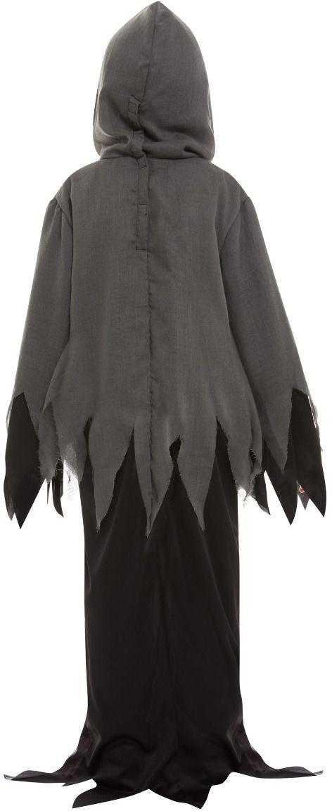 Zwarte boze geest outfit