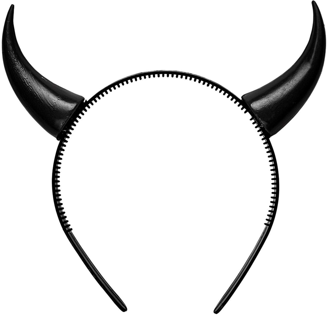 Zwarte duivel oortjes