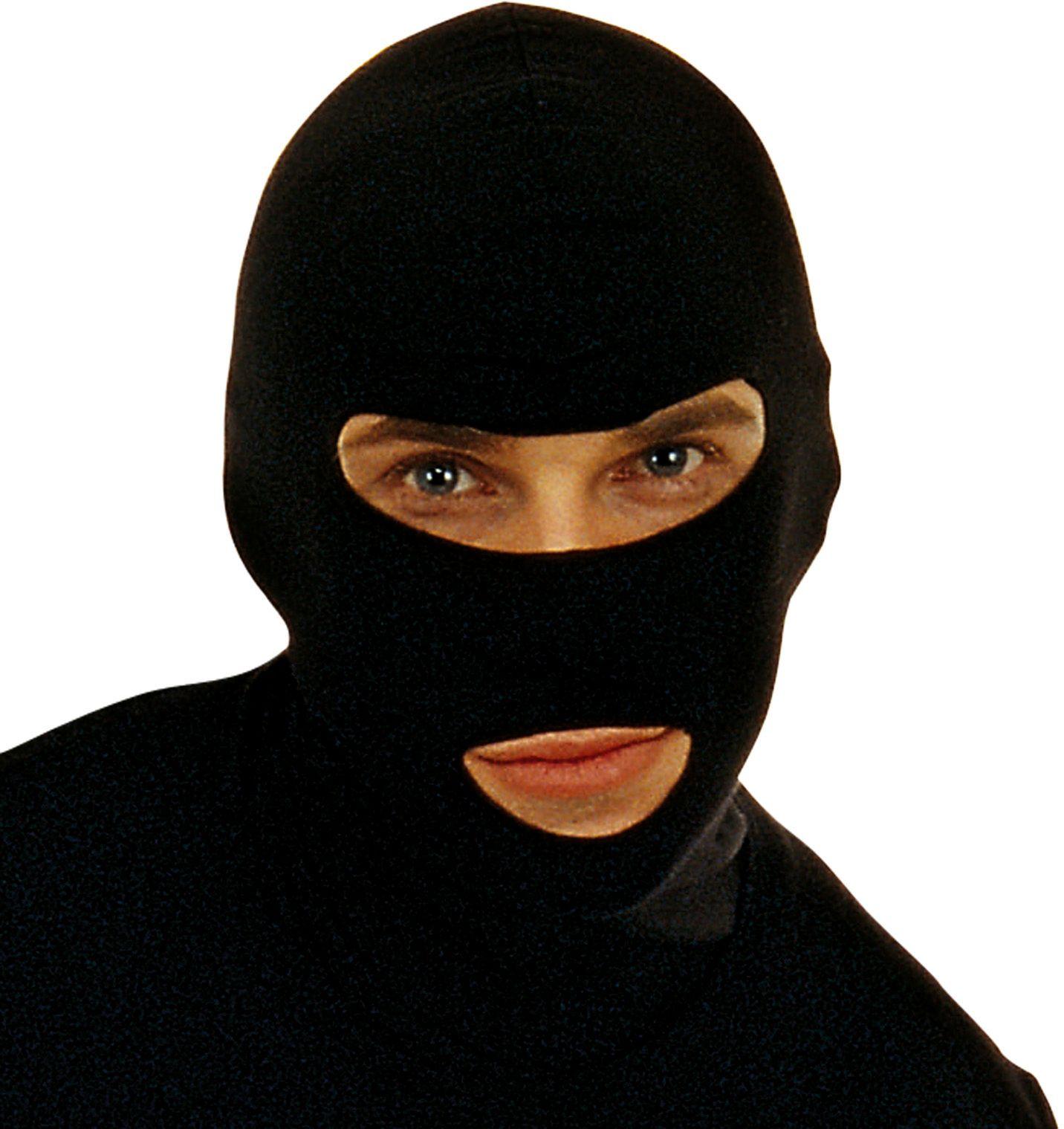 Zwarte inbrekers kap