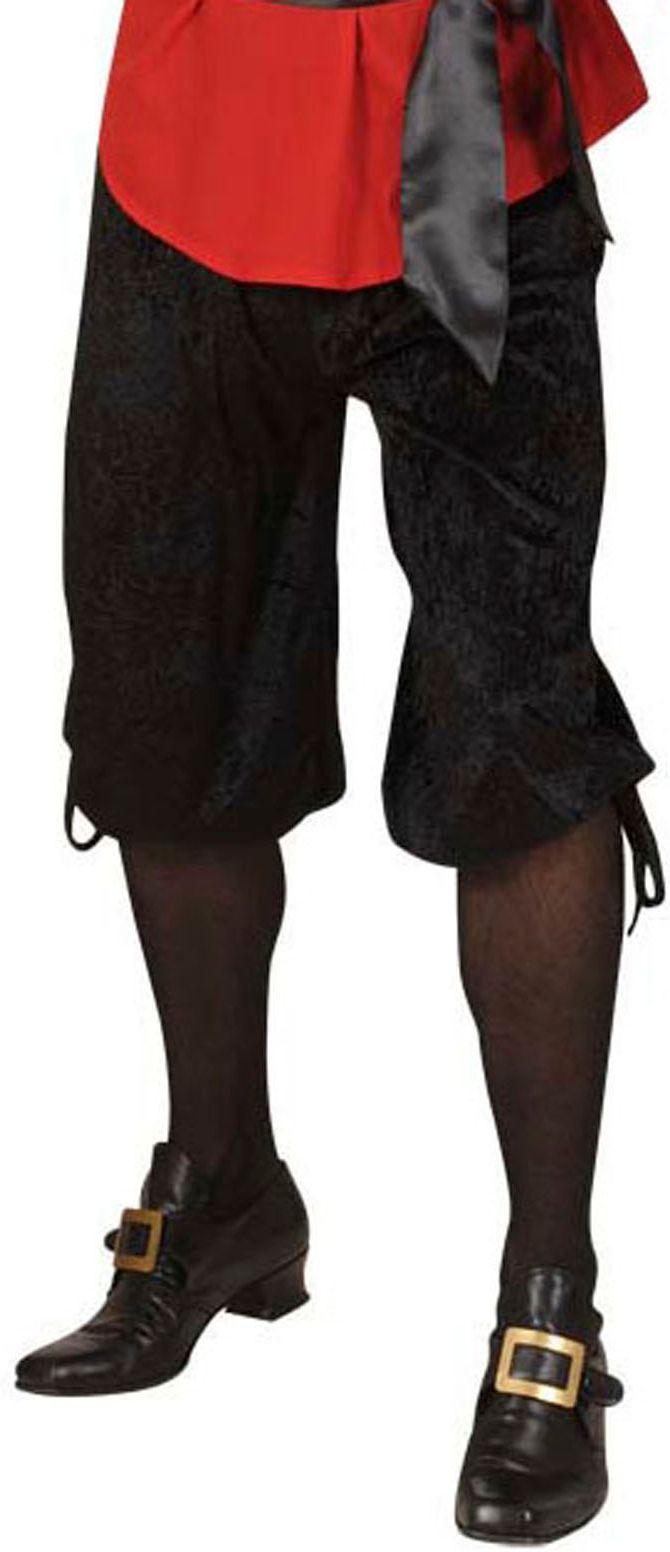 Zwarte kniebroek