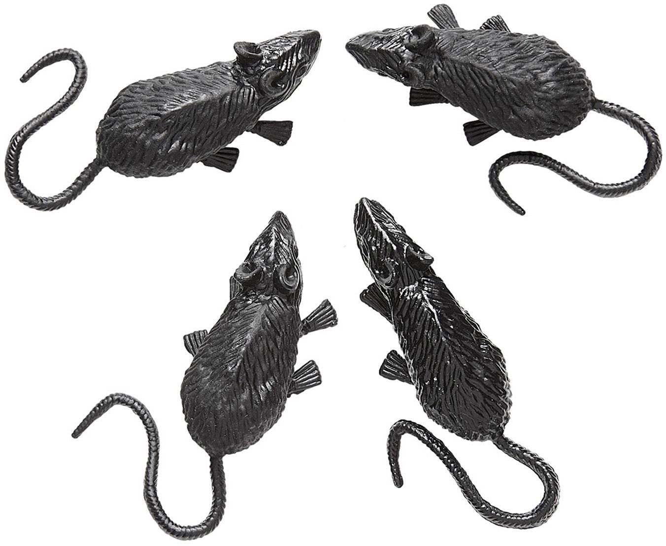 Zwarte muizen decoratie