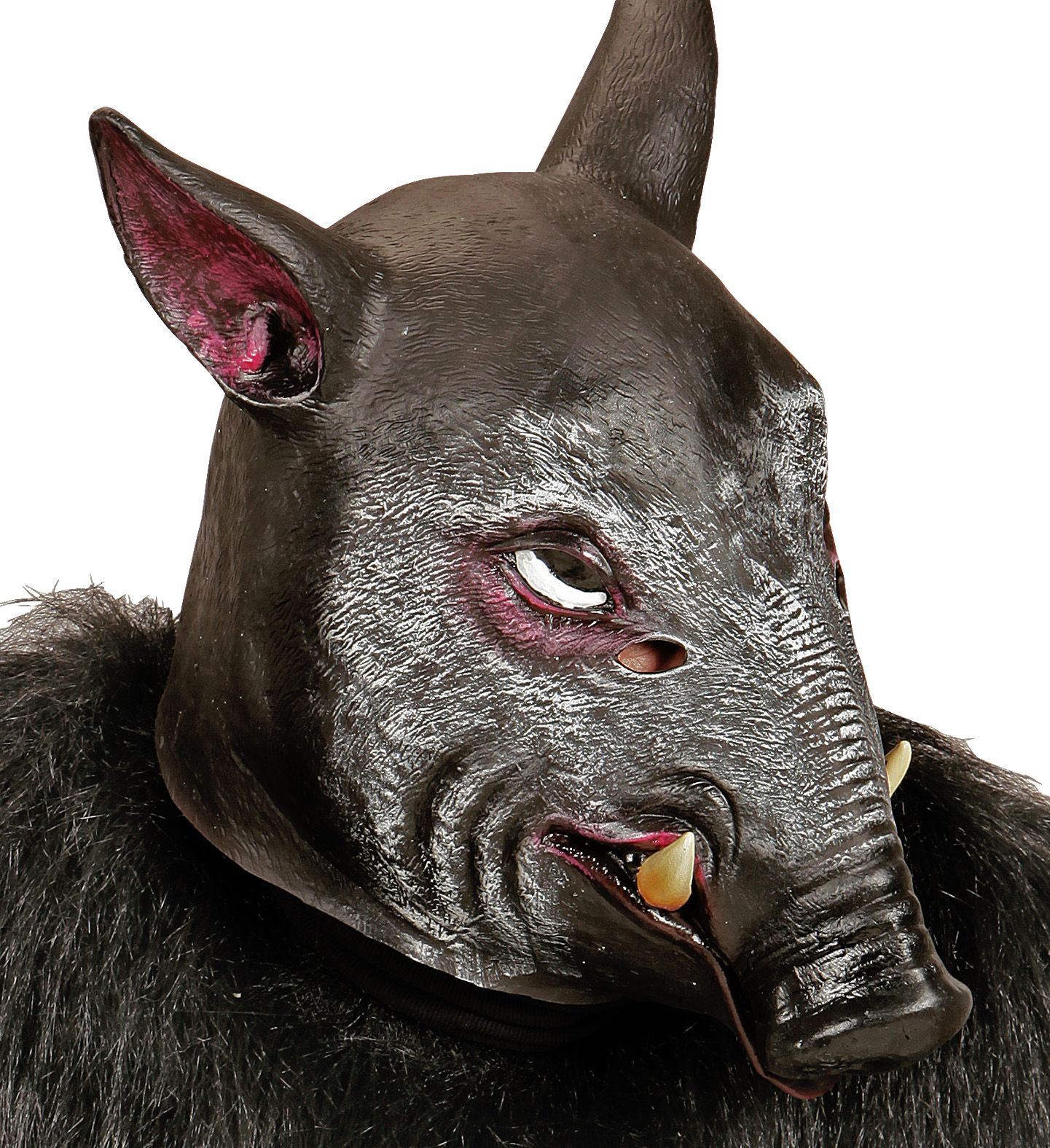 Zwijnen masker