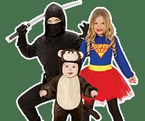 Carnavalskleding kinderen
