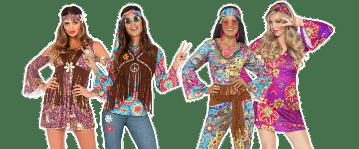 Hippie kleding dames