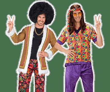 Hippie kleding heren