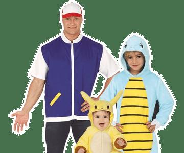 Pokemon kostuum