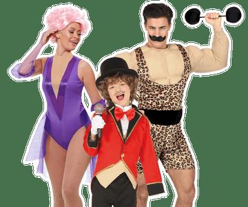 Circus kostuum