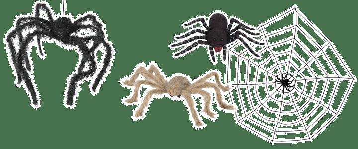 Nep spin & spinnenweb