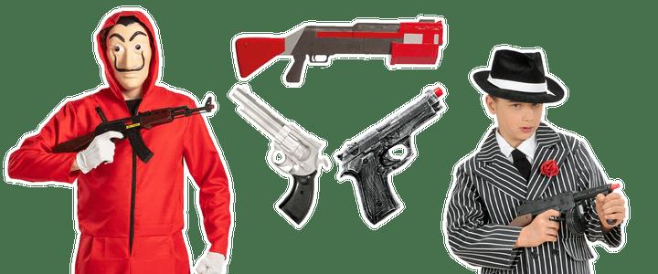 Nep Geweren & Pistolen