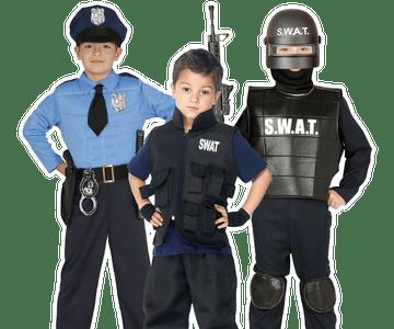 Politiepak kind