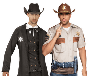 Sheriff kostuum