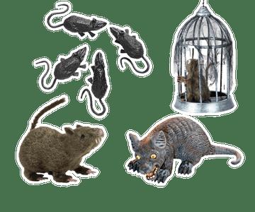 Nep muizen & ratten