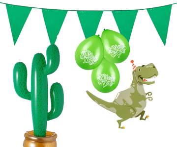 Groene decoratie